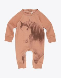 Horse baby. Stella McCartney.