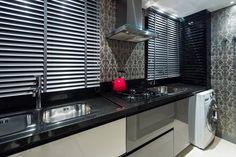 Cozinha I Kitchen I Kitchen Design I Kitchen Appliances I Kitchen Organization I Kitchen Decor I Modern Kitchen I Urban I Countertop I Sink