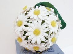 Fresh As A Daisy Room Sachet Ball in Original by melmacparadise