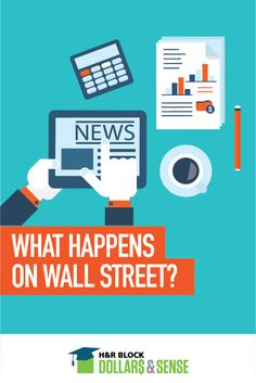 Stock Market 101: How to Teach Your Teen About Wall Street #FinLit #FinEd