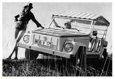 1974' VW Thing Acapulco
