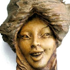 female wood spirits - Google Search