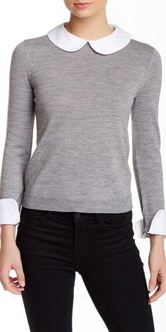 collared sweater - Nordstrom Rack sponsored