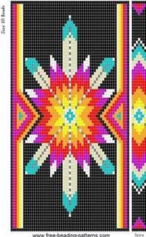 Free Native Bead Loom Patterns - Bing Images