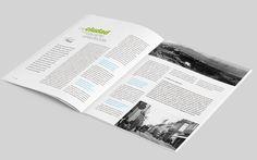 Diseño editorial. Revista Letras Canarias. Diseño de doble página de revista con fotos, destacado y triple columna #sergiohp #revista #diseñoeditorial www.sergiohp.com