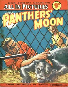 Panther's Moon by Victor Canning