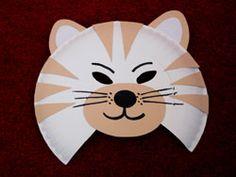 Friendly tiger mask. Toilet Paper CraftsPaper Plate ... & Jungle themed paper plate tiger mask | Craft crafts! | Pinterest ...