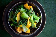 Green Vegetables for Children - All Fresh Recipes