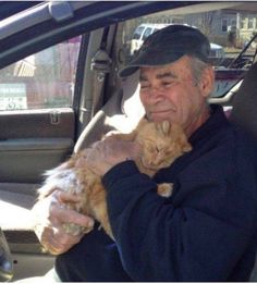 たった1人でできることから始めていった。24年以上スクラップを拾い集めながら野良猫を保護し続ける76歳のおじいさん(アメリカ) : カラパイア