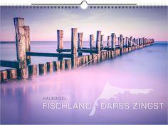 """Der neue Kalender """"Halbinsel Fischland-Darß-Zingst"""" 2016 ist fertig! Stichwörter: darß, kalender, darss, fischland, zingst, prerow, born, dierhagen, barth, ahrenshoop, halbinsel, ostsee"""