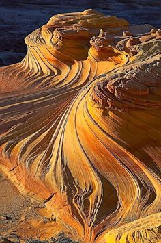 Mother Nature is so awesome! The Wave, Paria Canyon-Vermilion Cliffs, Arizona Beautiful World, Beautiful Places, Paria Canyon, Bryce Canyon, Parcs, Natural Wonders, Amazing Nature, Amazing Art, Belle Photo