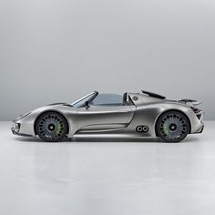 Porsche 918 Spyder. My favourite car of all! Can change to run off petrol or electric whenever you want!