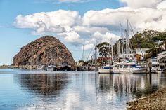 Clouds over Morro Bay by Denise Dewire on 500px