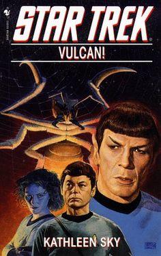 Vulcan! (Star Trek Adventures, #7)