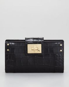 688d70a74f2 Emerson Continental Wallet by Milly at Neiman Marcus.