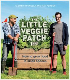 "Book One - How to Grow Food in Small Spaces ""Signed Copy"" 