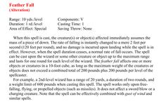 """Interesting article about """"creative spelling"""" in D&D from Ari Marmell"""