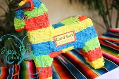 Can't get anymore Mexican than this! I have definitely found my CARD BOX! Woohoo!