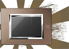 Urmet Simon placca serie Expì colore bronzo lucido disponibile sul nostro store http://www.elettronew.com/prodotti.php?c=URMET+SIMON+NEA&sc=Placche+3+Moduli #simonnea #arredamento #interni #design #ristrutturazione #impianto #placche #interruttori #illuminazione #materialeelettrico #ristrutturare #ristrutturarecasa #edilizia #expì #urmetsimon #urmet #interni #cameradaletto #letto #camera #cosedicasa #arredamento #casa