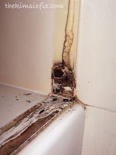 Removing Sliding Glass Shower Doors (Flashback Friday)