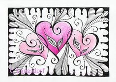 vday card (2) by long village lettering, via Flickr