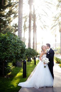 Kiss the Bride! #weddingphotography #weddingphotoideas #realweddings #lacostaweddings #omnilacostaweddings #luxuryweddings #carlsbadweddings #sandiegoweddings #destinationweddings #southerncaliforniaweddings #carlsbadweddingvenue #southerncaliforniaweddingvenue #beautifulweddingvenue #luxuryweddingvenue @TruePhotography