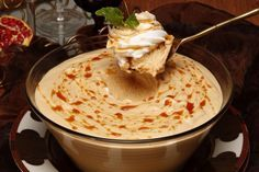 Hummus, Food And Drink, Ethnic Recipes, Desserts, Delicious Desserts, Sweet Like Candy, Puddings, Dishes, Delicious Recipes