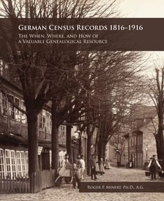 German Census Records 1816-1916 – A Groundbreaking New Genealogy Resource