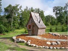 Whimsical Cottage from Tahoe Tiny Houses and Trailers | Tiny House Living
