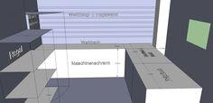Werkstattumgestaltung Teil 1 - Werkzeugwand - French Cleat...
