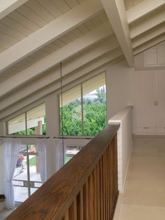 Modern Banister Design, Pictures, Remodel, Decor and Ideas - page 2