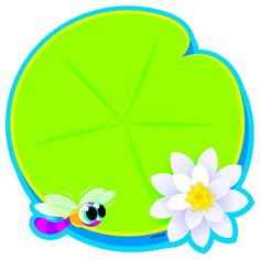 Bring the spring into your classroom with these lily-pad accents. Each accent will enhance displays, projects, and more. Lily Pad Classic Accents Pack of 36 (Large Size) Frog Theme Classroom, Classroom Decor, Diy And Crafts, Crafts For Kids, Teacher Supplies, One Design, Clip Art, Kids Rugs, Lily Pad