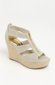 Michael Kors 'Damita' Wedge Sandal