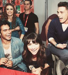 #teenwolf cast :) love these guys <3
