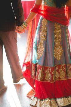 Be Inspired with Nick & Avisha's Styled Indian Wedding - Asian Wedding Ideas