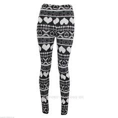 Cute leggings for winter :3 http://www.ebay.co.uk/itm/Womens-Nordic-Aztec-Pattern-Winter-Knitted-Cable-Knit-Ladies-Thermal-Legging-/251366743997?pt=UK_Women_s_Leggins