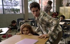 Season 3 Ep 1 - Lydia and Stiles recover after the bird attack Stiles And Lydia, Teen Wolf Stiles, Teen Wolf Season 3, Bird Attack, Mtv Shows, Teen Wolf Mtv, 1 Tattoo, Stydia, Lydia Martin