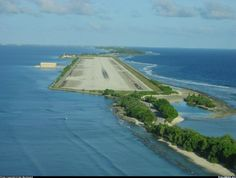 When to trust the pilot Kabua International Airport, Majuro atoll, Marshall Islands Islands In The Pacific, Pacific Ocean, South Pacific, Wake Island, Marshall Islands, Trip Advisor, Cool Pictures, Tourism, Places To Visit
