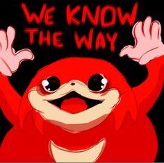 Lord Illidan knows de way | Ugandan Knuckles | Know Your Meme