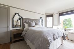 Beautiful views from the bedrooms that stretch from the Financial District to Russian Hill