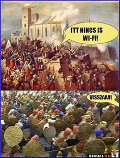 Itt nincs is Wi-fi! Me Too Meme, Haha, Funny Pictures, Funny Quotes, Jokes, Lily, Ariel, Wi Fi, Journal