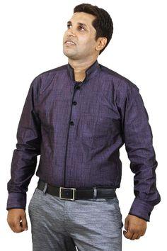 http://tinyurl.com/zx78wok Buy Online Expensive & Branded SENSATION Blue Linen Party Wear Shirts For Men only on GetAbhi.com