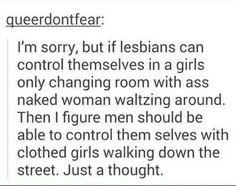 Lesbians, street harassment