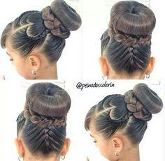 New Hair Styles Elegant Coiffures Ideas Creative Hairstyles, Elegant Hairstyles, Braided Hairstyles, Wedding Hairstyles, Cool Hairstyles, Curly Hair Styles, Natural Hair Styles, Cute Little Girl Hairstyles, Toddler Hair