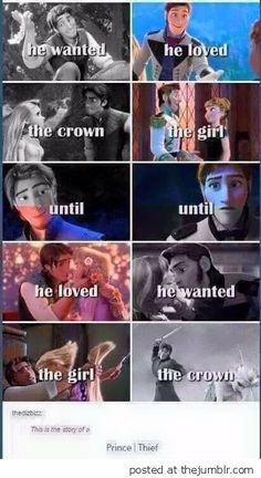 Tangled vs Frozen