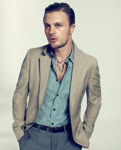 Michael Pitt  - like the way you dress...
