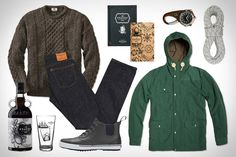 Garb: Liquid Courage