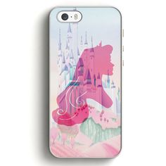 Silhouettes Of Princess Aurora iPhone 5|5S Case | Aneend