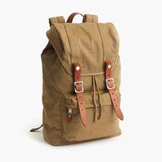 J Crew Harwick Backpack