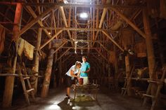 21 Spend a storied evening in a First Nations longhouse